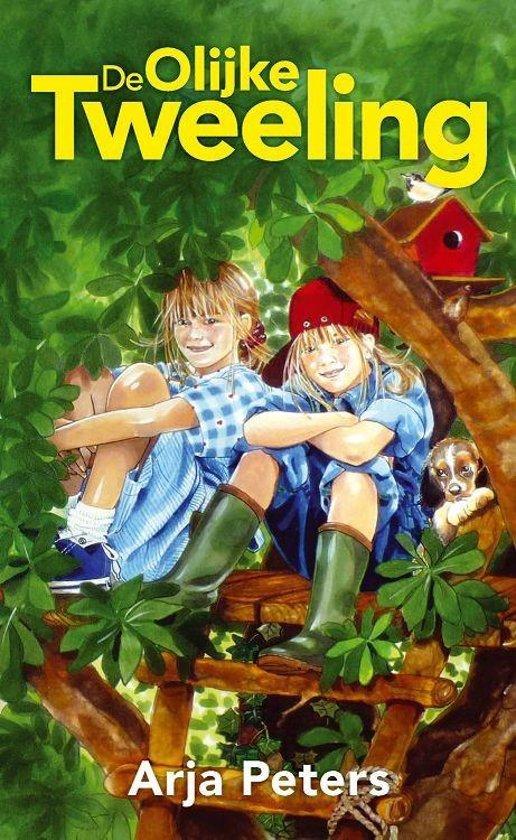 de olijke tweeling 1e deel christelijke kinderboeken