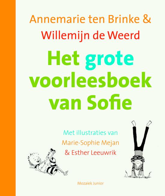 Ongebruikt Het grote voorleesboek van Sofie | Christelijke kinderboeken EW-67