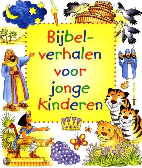 Onwijs Bijbelverhalen voor jonge kinderen | Christelijke kinderboeken MG-84