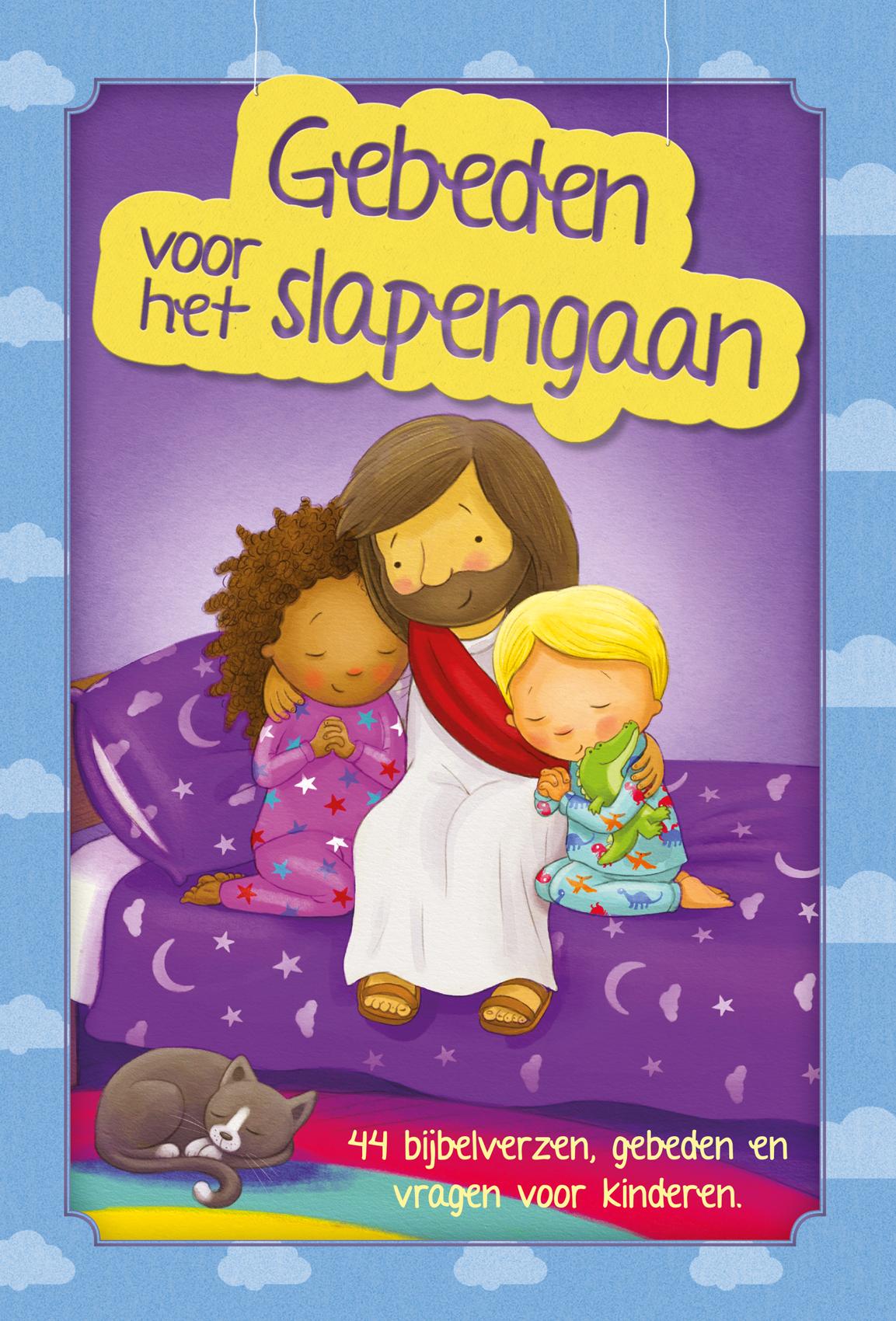 Gebeden voor het slapen gaan